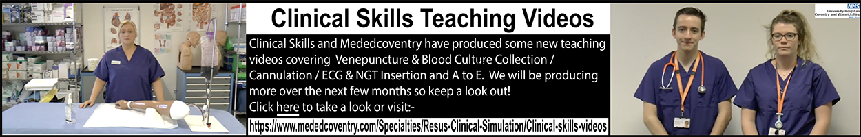 Coventry Anaesthetics Courses